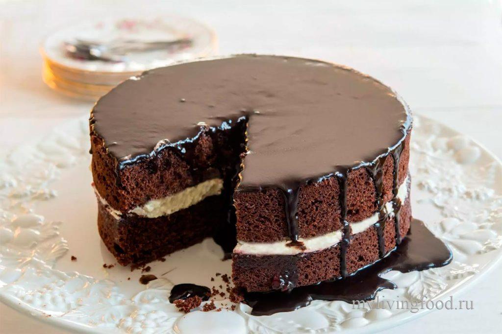 Испечь торт пошаговый рецепт
