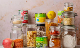 Список продуктов первой необходимости