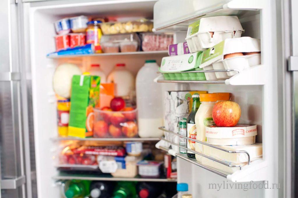 продукты хранятся без холодильника
