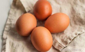 сварить яйца вкрутую