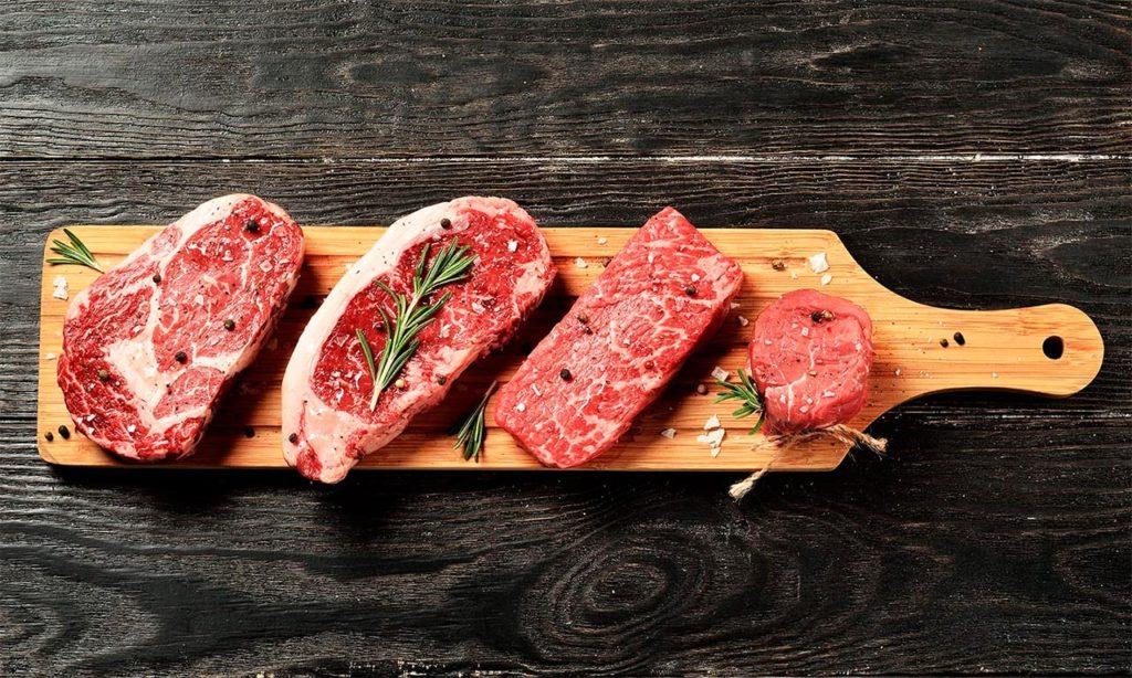 Лучшее мясо для стейка