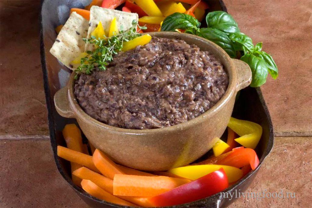 хумус рецепт