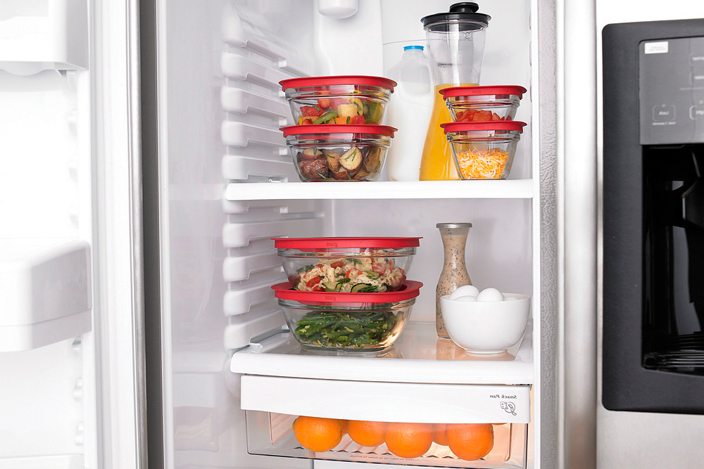 Условия хранения продуктов