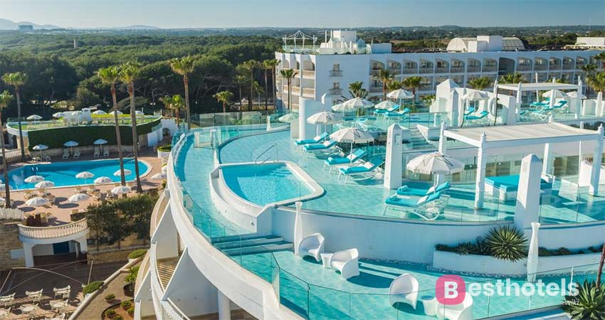 Family hotel Majorca Iberostar Albufera Playa
