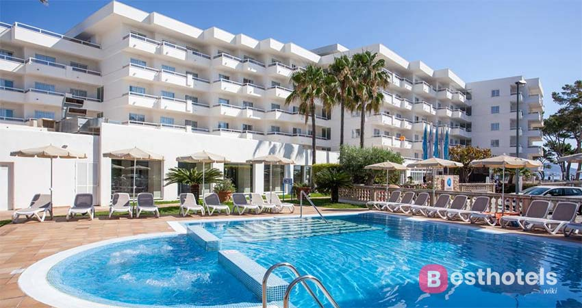 Family hotel Majorca Grupotel Los Principes & Spa