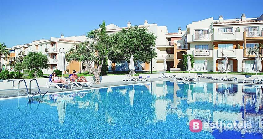Семейный отель Майорки Blau Punta Reina Resort