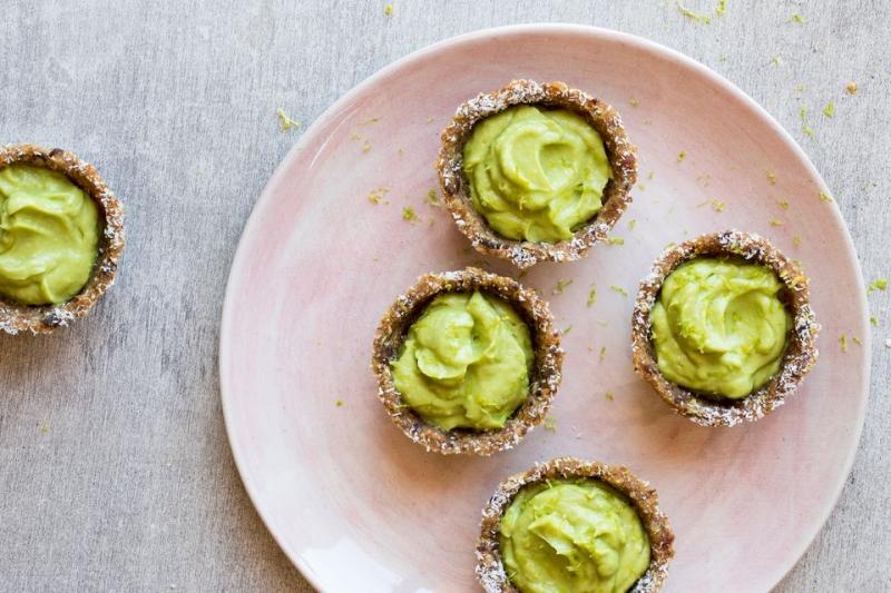 Как использовать авокадо в десертах