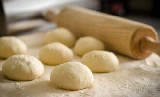 Как заморозить тесто для пиццы