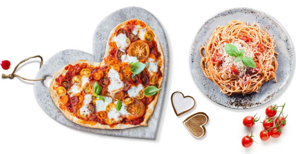 блюда к 14 февраля