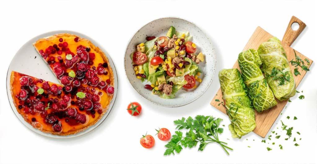 Овощи и фрукты ожидании весны